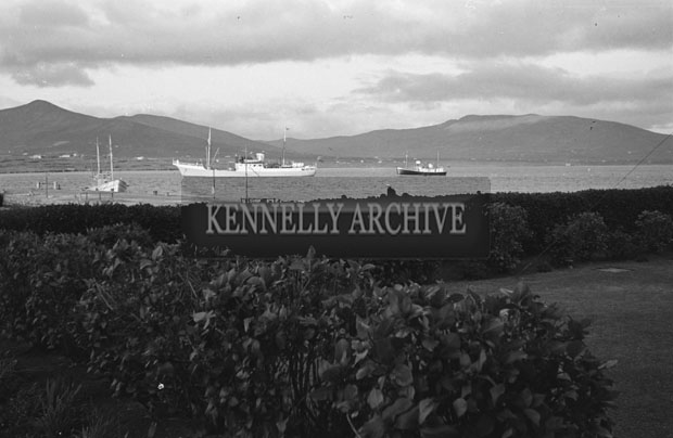1953; A Scenic View Of Valentia.