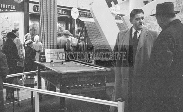 1953; Shopping In Valentia.