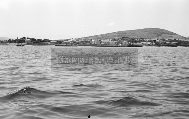 1953; A Scenic View Of Valentia Island.