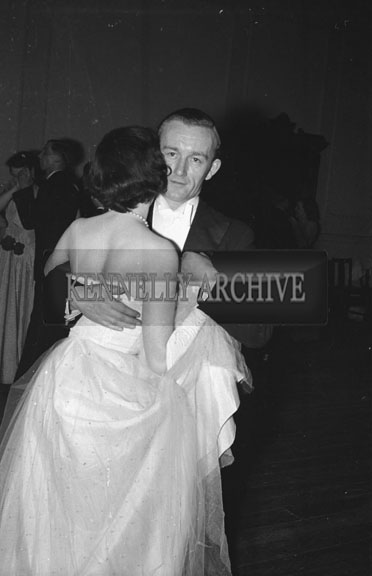 January 1954; A Couple Dancing At The Golf Dress Dance And Dinner In Killarney.