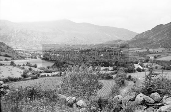July 1954; A Scenic View Of Kerry.