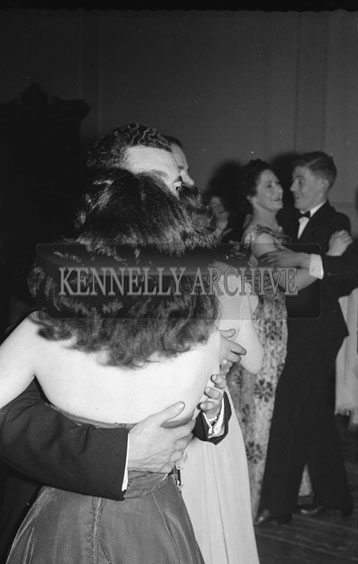 8th December 1954; Couples Dancing At The Tralee Tennis Dance Held At The Lake Hotel In Killarney.