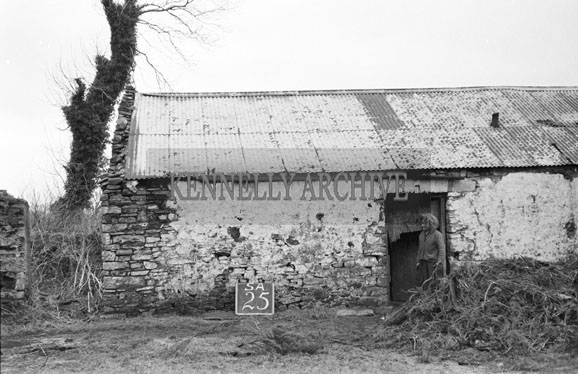 March 1956; A House In Kerry.