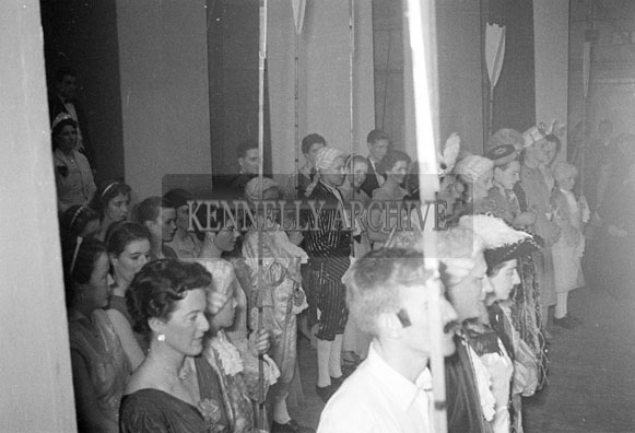 26th December 1957; A performance of the Tralee Light Opera Society production of Cinderella.