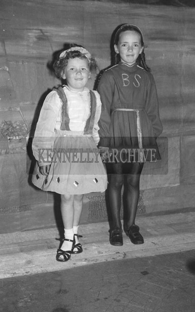 June 1957; A photo taken on the 60th Anniversary of St. Mary's Church, Dingle.