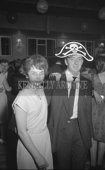 14th October 1962; People enjoying the night at a dance which took place in Ballymacelligott.