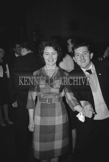 31st January 1962; People enjoying themselves at a dance which took place in Causeway.