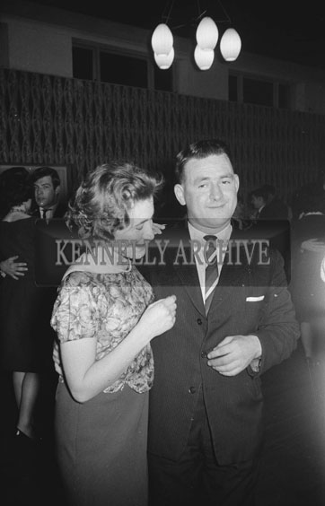 14th November 1962; People enjoying the night at a dance which took place at the Hotel Manhattan.