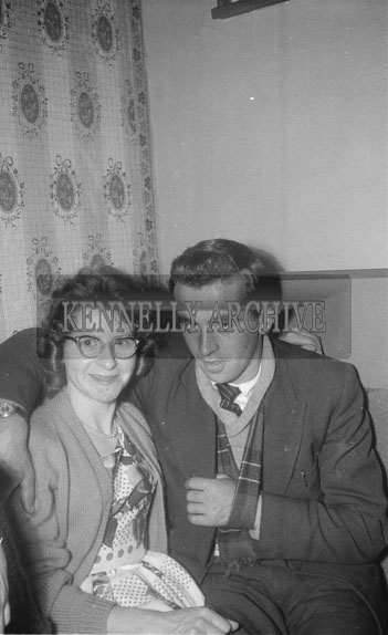25th November 1962; People enjoying the night at a dance which took place in Ballymacelligott.