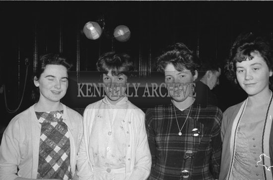 28th November 1962; People enjoying the night at the Red Cross Social which took place at the Grand Hotel.
