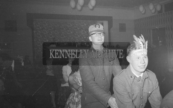 3rd March 1962; People enjoying the night at an FCA Social which took place at the Hotel Manhattan.