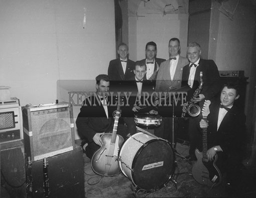 December 1962; A photo taken at a wedding reception which took place at the Grand Hotel.