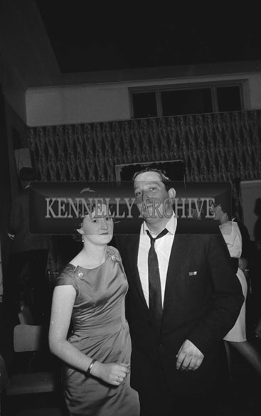 7th December 1962; People enjoying the night at a dance which took place at the Hotel Manhattan.