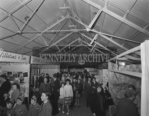 20th June 1962; A photo taken during the Horticultural Show which took place at the Kingom County Fair.