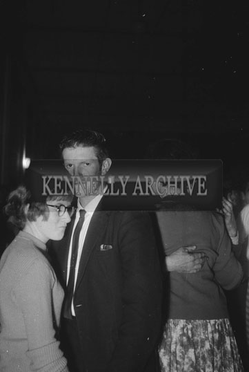 13th October 1962; People enjoying the night at a dance which took place in Kanturk.