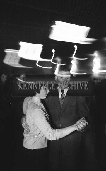 16th December 1962; People enjoying the night at the Ballymac Social.