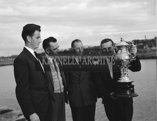 August 1962; An Angling Trophy Presentation which took place at an unknown location.