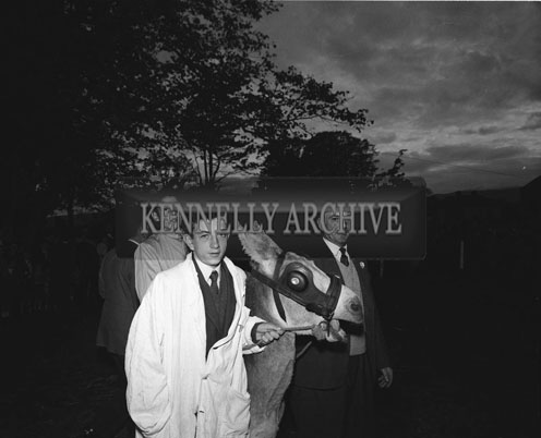 5th September 1962: A photo taken at the Donkey Grand National which took place in the Town Park.