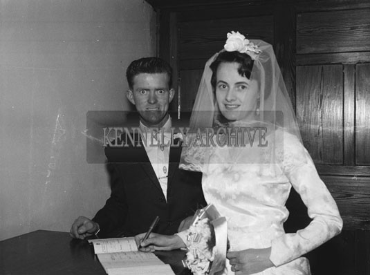 8th - 9th September; A photo taken at the Kennedy/O'Shea Wedding which took place at the church in Annascaul and was followed by the reception in the Strand Hotel in inch.