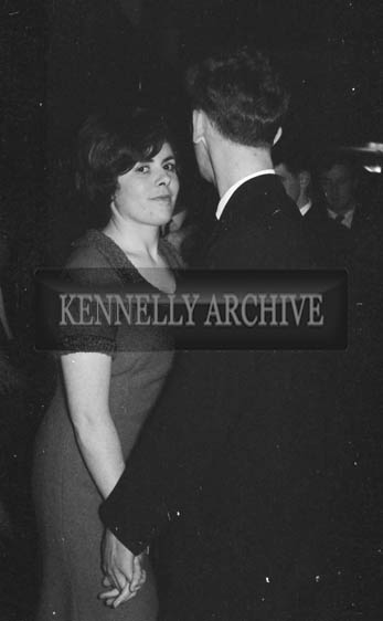 30th October 1964; Enjoying The Night At The Hotel Manhattan Dance.