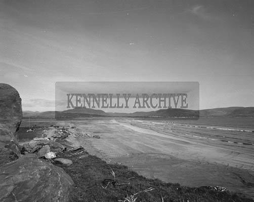 May 1964; A photo taken of Reenroe Beach.