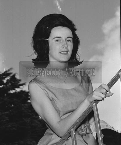 August 1964; A photo of Boston Rose Marie King.