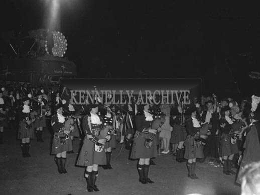29th August-3rd September 1964; A photo of the parade at the opening of the Festival of Kerry.