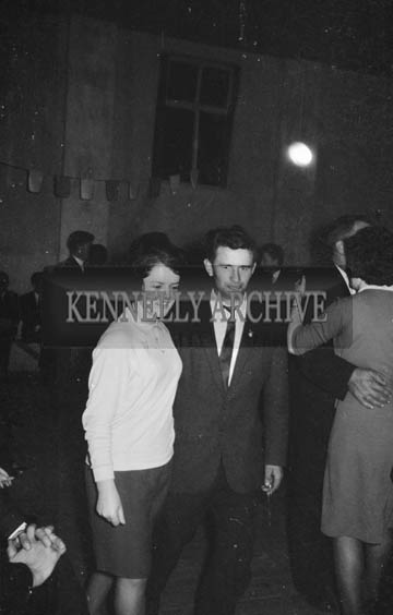 11th November 1964; People enjoying themselves at a dance in Causeway.