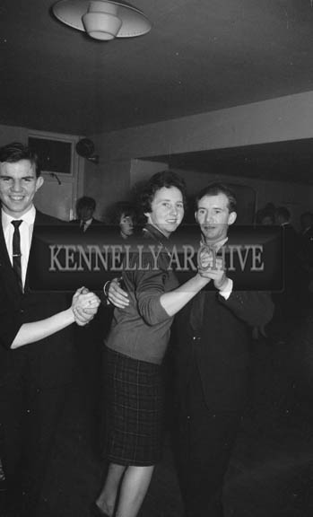 14th November 1964; A photo taken at the Denny's Social in the Meadowlands Hotel, Tralee.