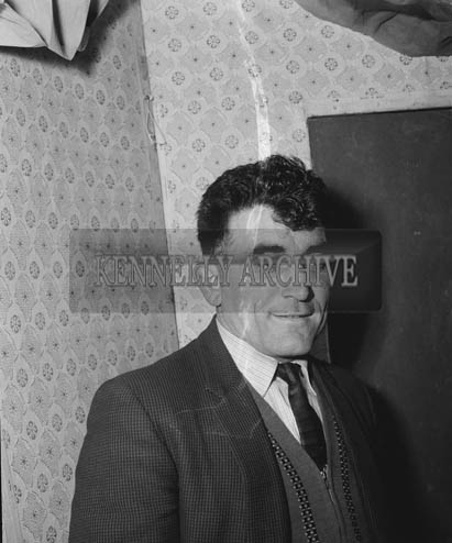 March 1964; A Member of a Macra na Feirme Drama Group.