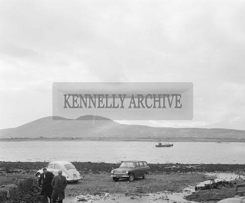 7th March 1964; A photo taken at the South Kerry Rail Auction.