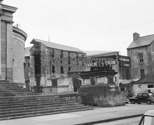 December 1964; A photo of Tralee Courthouse, Ashe Street.