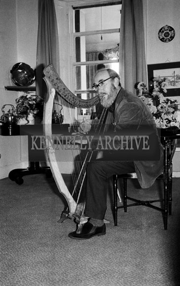 The Kennelly Archive - Marshall Hudson at the Towers Hotel