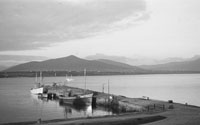 1953; A Scenic View Of Valentia Pier.