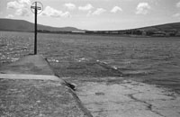 1953; Valentia Pier.
