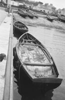 1953; A Photo Of A Boat Of Valentia Pier.