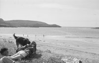 Valentia Island Beach