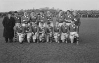Munster Vs Connaught Railway Cup Semi-final