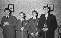 Snooker Championship Of Kerry