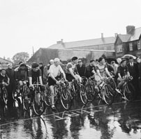 Enfield/Caball Cycle Race