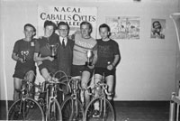 Enfield/Caball Cycle Race Winners