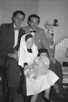 McAuliffe Family Dublin