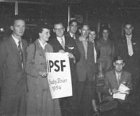 IPSF Tour Frankfurt