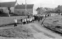 50th Anniversary Procession To Ardfert Abbey