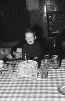 A Child's First Birthday Party
