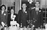 O'Donoghue Wedding Reception