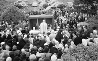 Open Air Mass in Ballyheigue
