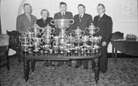 The National Champions of Kerry Trophies
