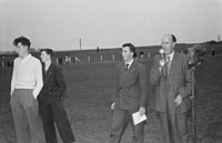 16th September 1956; A scene from the Kerry Sports Day Out which took place in Austin Stacks Park in Tralee.