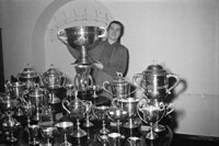 Kerry National Champions Trophies